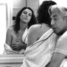 Stefania Sandrelli e Frank Finlay in una sensuale sequenza de La chiave