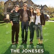 La locandina di The Joneses