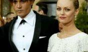 Johnny Depp, Vanessa Paradis e il sogno americano