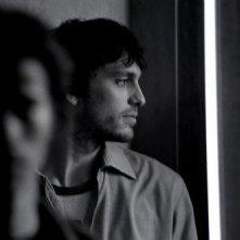 Fabio Ghidoni in bianco e nero