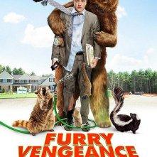 La locandina di Furry Vengeance