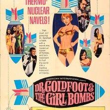 Locandina del film Le spie vengono dal semifreddo (1966)