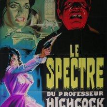 Locandina francese del film Lo spettro (1963)