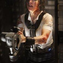 Melanie Scrofano in un'immagine del film Saw VI