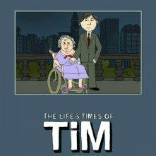 Un poster per la serie animata The Life & Times of Tim