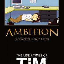 Un poster per la stagione 2 di The Life & Times of Tim