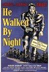 La locandina di Egli camminava nella notte