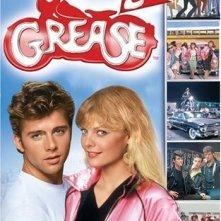La locandina di Grease 2