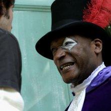 Tony Todd è l'enigmatico Reverendo Zombie nell'horror Hatchet