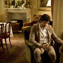 Fabio De Luigi in un'immagine del film Happy Family
