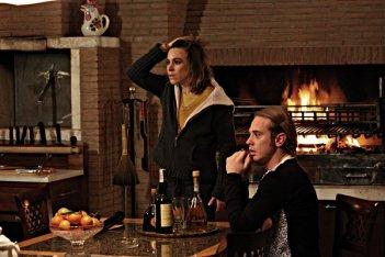 Francesca Faiella e Francesco Mastrorilli nel film Dead Lines