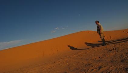 Un Immagine Dello Spettacolare Deserto Di Nassiriya Dal Film Venti Sigarette 148700
