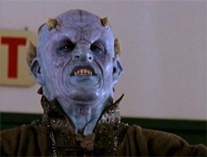 Brian Thompson in Buffy l\'ammazzavampiri nell\'episodio 2x14 Un attimo di felicità