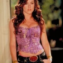 Kathleen Robertson in una foto promozionale del film Scary Movie 2