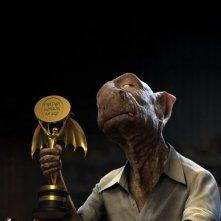 La mascotte del Fantasy Horror Award