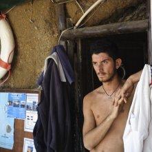Raffaele Vassallo in un'immagine del film Sul mare