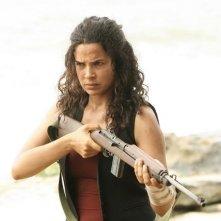 Zuleikha Robinson è Ilana nell'episodio Dr. Linus di Lost