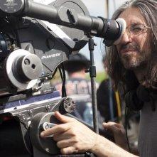 Il regista Anand Tucker sul set del film Leap Year