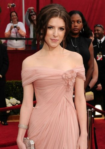 Anna Kendrick sul Red Carpet degli Oscar 2010