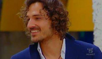 Grande Fratello 10, serata finale: Alberto Baiocco è il quarto classificato.