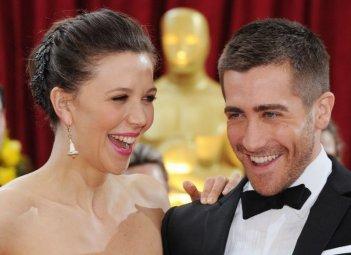 Jake e Maggie Gyllenhaal sul Red Carpet degli Oscar 2010