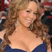 Mariah Carey sul Red Carpet degli Oscar 2010