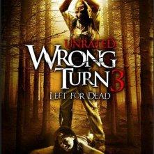 La locandina di Wrong Turn 3 - Svolta mortale