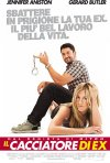 La locandina italiana del film Il cacciatore di ex