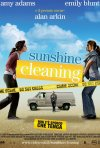 Locandina italiana di Sunshine Cleaning