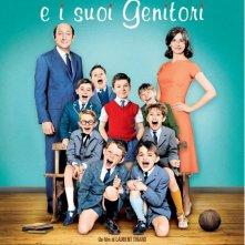 Nuovo poster italiano de Il piccolo Nicolas e i suoi genitori