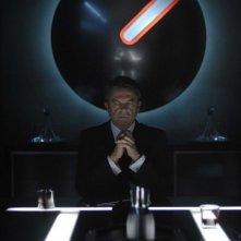 Charles Bromley (Sam Neill) nel film Daybreakers - L'ultimo vampiro