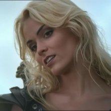 Hudson Leick in una scena di Xena nell\'episodio Maternal Instincts