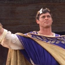 Karl Urban in una scena di Xena nell\'episodio When in Rome