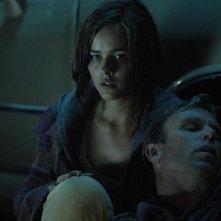 L'attrice Isabel Lucas è Alison Bromley nel film Daybreakers - L'ultimo vampiro