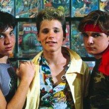Ragazzi Perduti: Corey Haim e Corey Feldman sono tra i protagonisti del film.