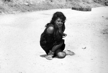 Sophia Loren in un wallpaper de La ciociara