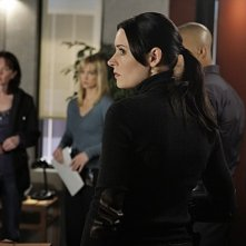 Criminal Minds: Paget Brewster in una scena dell'episodio Mosley Lane