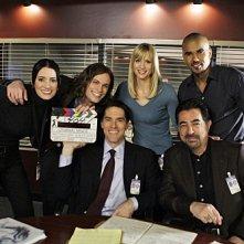 Criminal Minds: un momento sul set dell'episodio Mosley Lane
