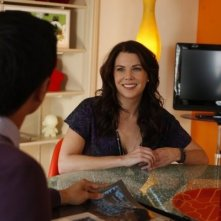 Lauren Graham in una scena dell'episodio Man Versus Possum di Parenthood