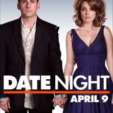 Nuovo poster USA per Date Night