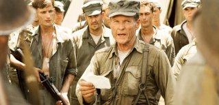 William Sadler è il Colonnello Lewis 'Chesty' Puller nella miniserie The Pacific