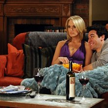 Carrie Underwood e Josh Radnor nell'episodio Hooked di How I Met Your Mother