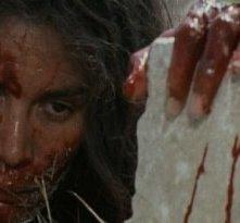 Florinda Bolkan in una scena del film Non si sevizia un paperino