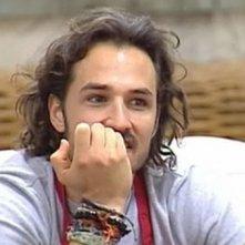 Grande Fratello 10: Alberto Baiocco durante il reality di Canale 5