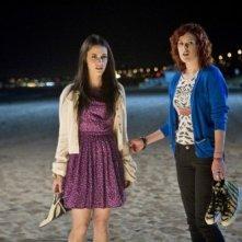 Jessica Lowndes e Rumer Willis nell'episodio What's Past Is Prologue di 90210