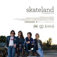 La locandina di Skateland