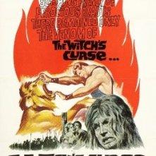 Locandina del film Maciste all\'inferno (1962)