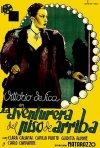 Locandina spagnola del film L\'avventuriera del piano di sopra (1941)
