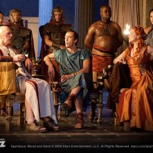 Spartacus: Blood and Sand: Una scena dell'episodio Delicate Things