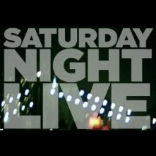 Un poster del Saturday Night Live